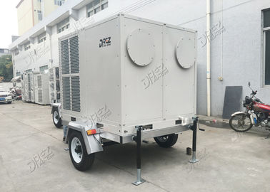Portable 8 Ton Trailer Air Conditioner, 10HP Self Contained Dome Tent Cooling System