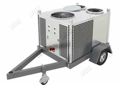 R22 Axial Fan Trailer Mounted Air Conditioner, Penghematan Energi Industrial Evaporative Cooler