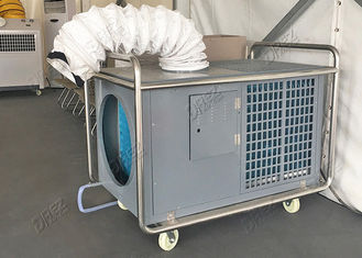 12.5HP Mini Portable Tent Ac Unit, Konferensi Pendingin & Pemanas Tenda Airconditioner