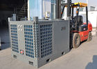 Cina Dilengkapi 72.5KW Trailer Mounted Air Conditioner, 25HP Portable Outdoor AC Unit perusahaan
